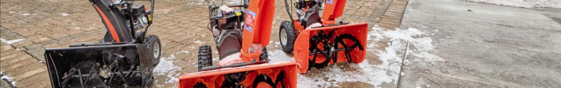 Snow Blower Equipment Snow Thrower Repair