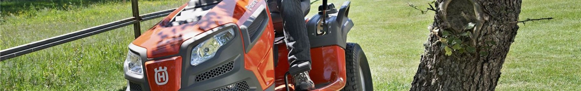 Lawn Mowing Tractors